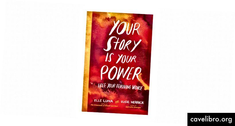 Tarinasi on voimasi