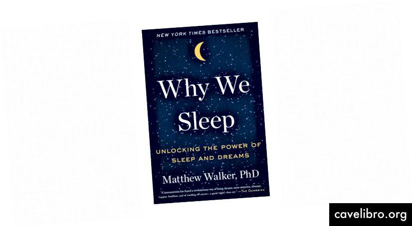 Kodėl mes miegame?