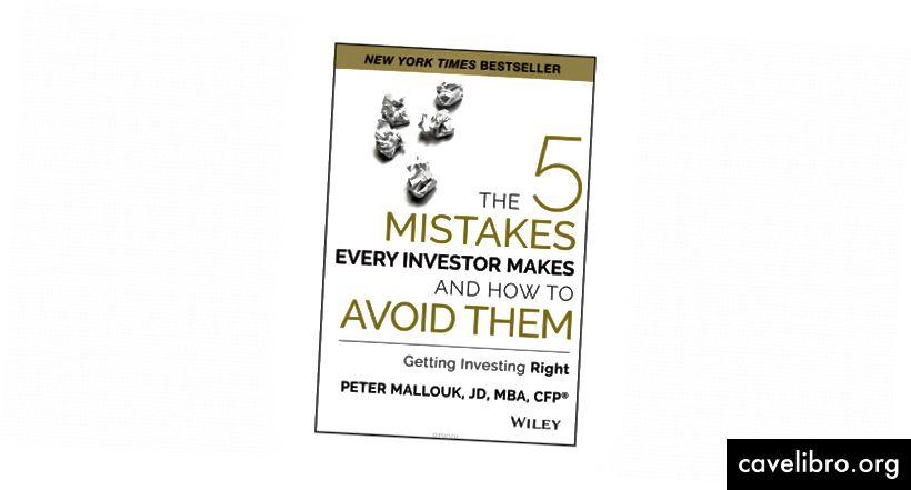 Jokaisen sijoittajan tekemät 5 virhettä ja niiden välttäminen