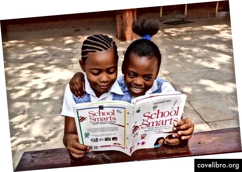 Foto Credit: Knihy pro Afriku