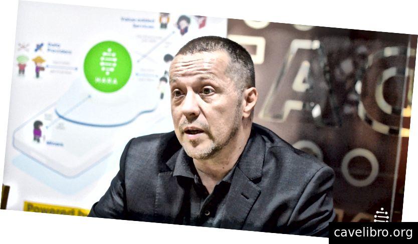 Ingmar van den Brink, BOI Research के सह-संस्थापक