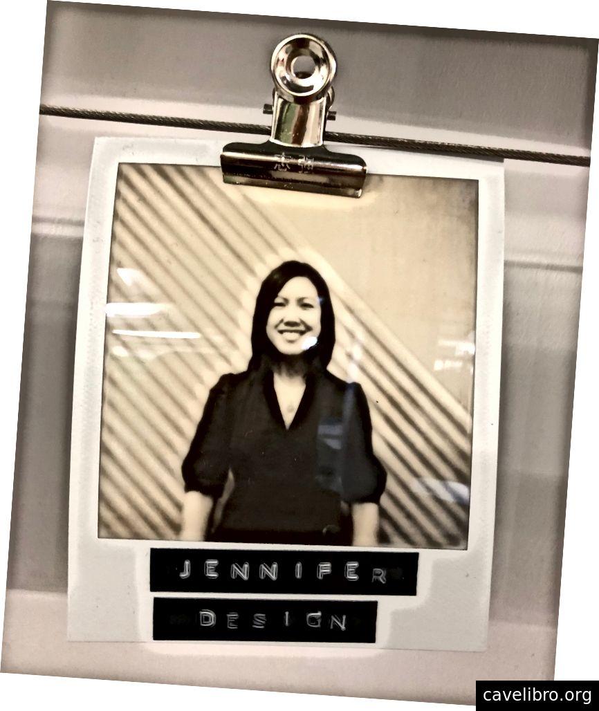 Bonjour, je suis Jennifer, seule chercheuse UX chez TransferWise.