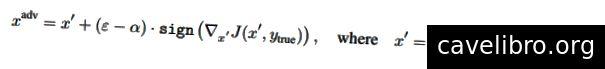 आर + एफजीएसएम फॉर्मूलेशन जहां α एक और स्थिरांक है जो एक सामान्य वितरण (ट्रामर एट अल।, 2017) से नमूना किए गए यादृच्छिक गड़बड़ी की भयावहता को नियंत्रित करता है।