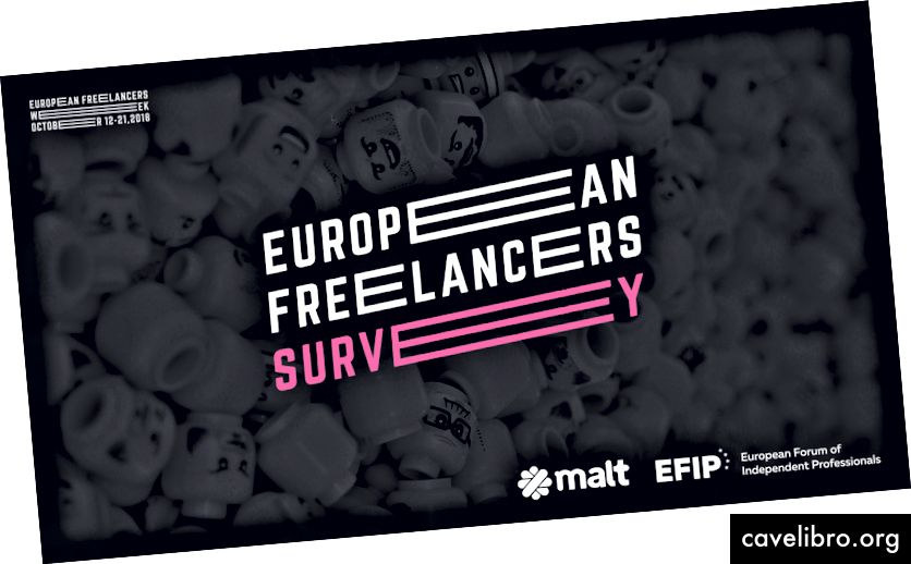 Osallistu European Freelancers Survey 2018: http://bit.ly/EFM-Survey18