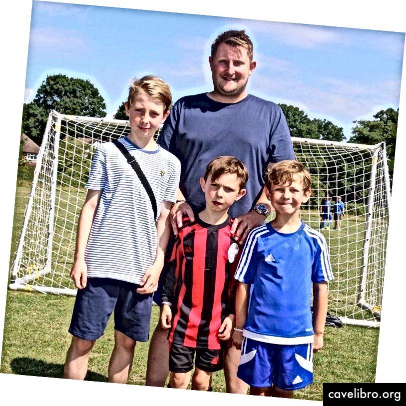 Mỗi phân khúc của cộng đồng bóng đá trẻ có những nhu cầu khác nhau