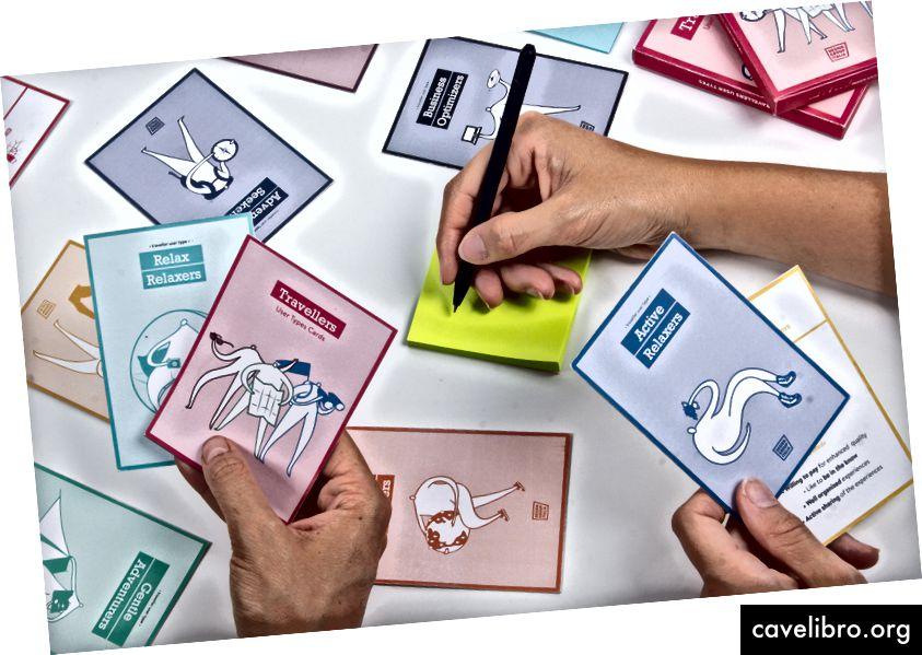 हमने दो इंट्रो कार्ड जोड़े जो सभी उपयोग की संभावनाओं और सीमाओं को बताते हैं