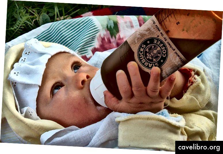 Une nouvelle étude montre qu'un traitement à la caféine commencé dans les 48 heures suivant la naissance peut avoir des effets bénéfiques sur la santé des prématurés
