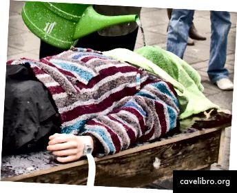 """Vandenlenčių demonstravimo nuotrauka Karlas Gunnarssonas, licencijuotas per """"Creative Commons"""""""