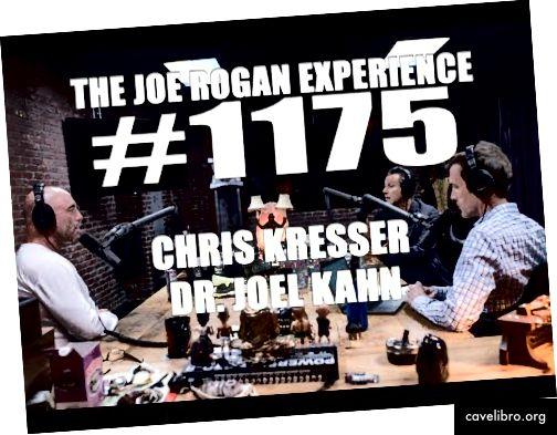 Podcast zodpovedný za vyslanie ma do epidemiologickej králičej diery.