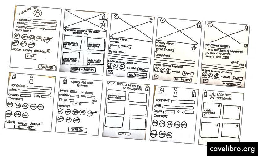 Prototype # 3 - Prototype de papier final