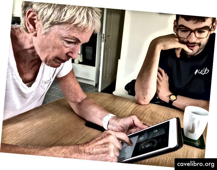 Gill Derby-ben a Labs-csapat beszélgetésében jelenlegi energiatakarékos viselkedésén keresztül