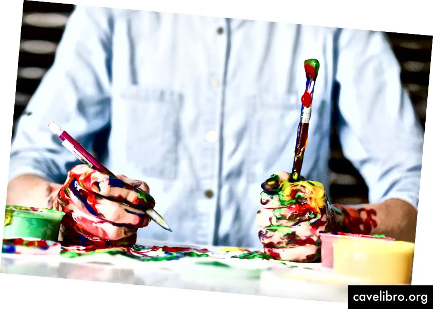 मात्रात्मक शोध में रचनात्मकता की क्या भूमिका है? ऐलप्लाश पर ऐलिस अचटरहोफ द्वारा फोटो