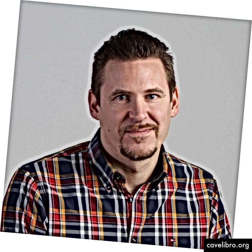 Oscar Olivestedt, directeur du design visuel