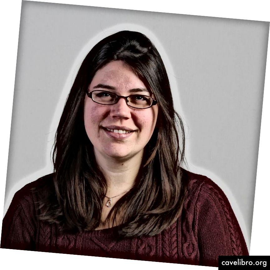 Jen Ignacz, responsable UX Research & Strategy