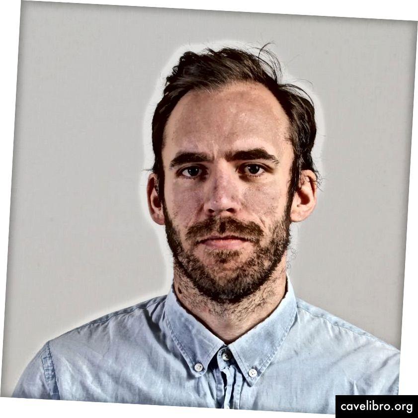 Marcus Ericsson, directeur de l'innovation UX