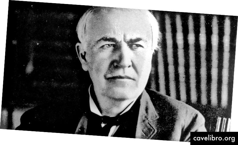 आविष्कारक थॉमस एडिसन