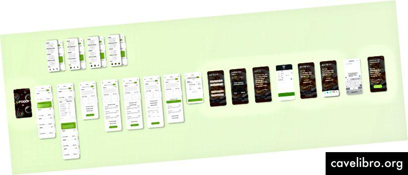 कम-निष्ठा प्रोटोटाइप उपयोगकर्ता परीक्षण 2.0 के लिए उपयोग किया जाता है