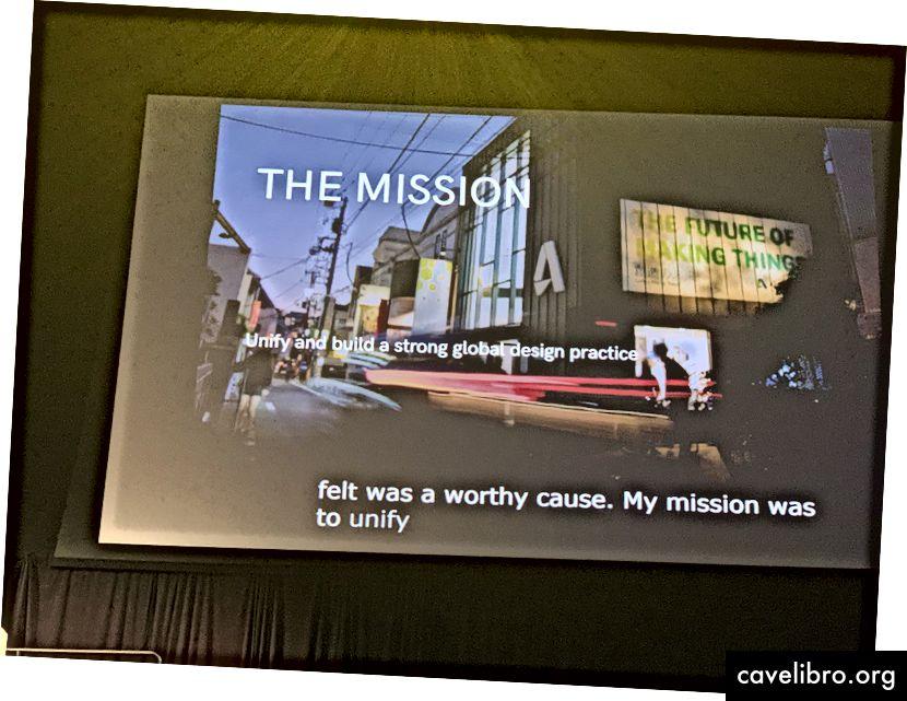 La mission de Maria chez Autodesk