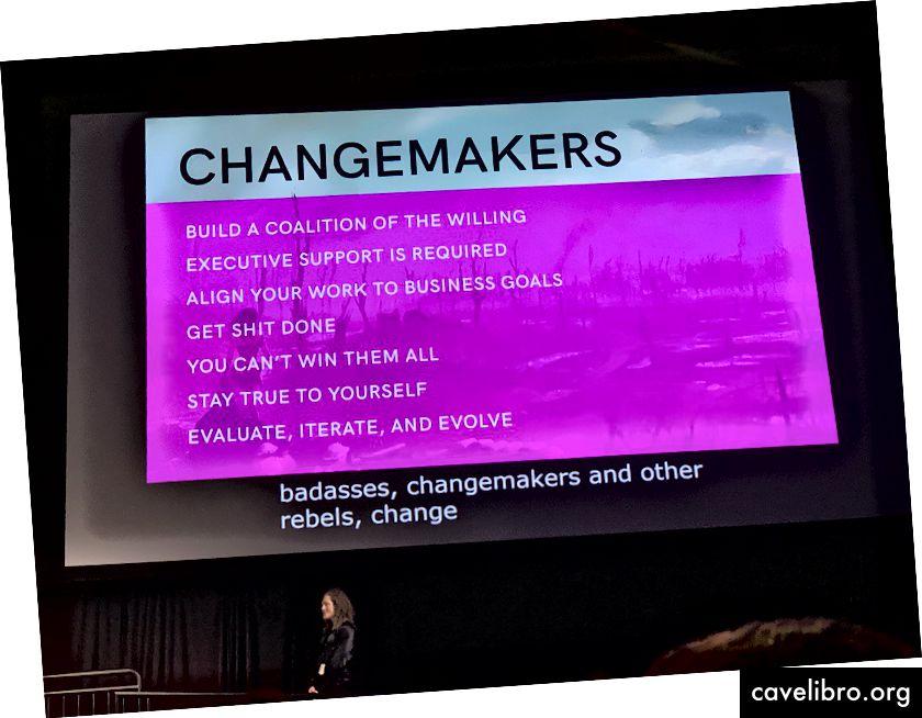 Những bước đi quan trọng - hữu ích cho tất cả, lãnh đạo hay không