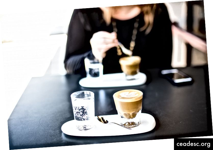 Nada une a las personas como una buena taza de café.