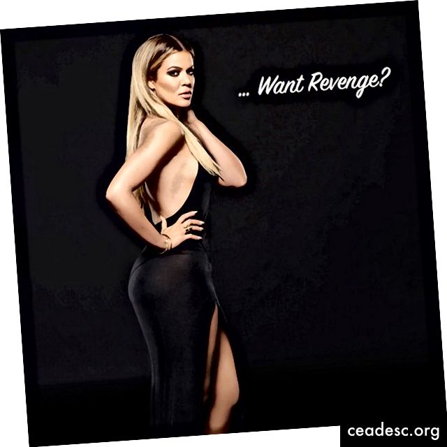 Fonte: http://www.eonline.com/shows/revenge_body_with_khloe_kardashian/news/805502/revenge-body-with-khloe-kardashian-first-look-see-khloe-change-lives-and-motivate-fans-to- transformar odiadores em motivadores