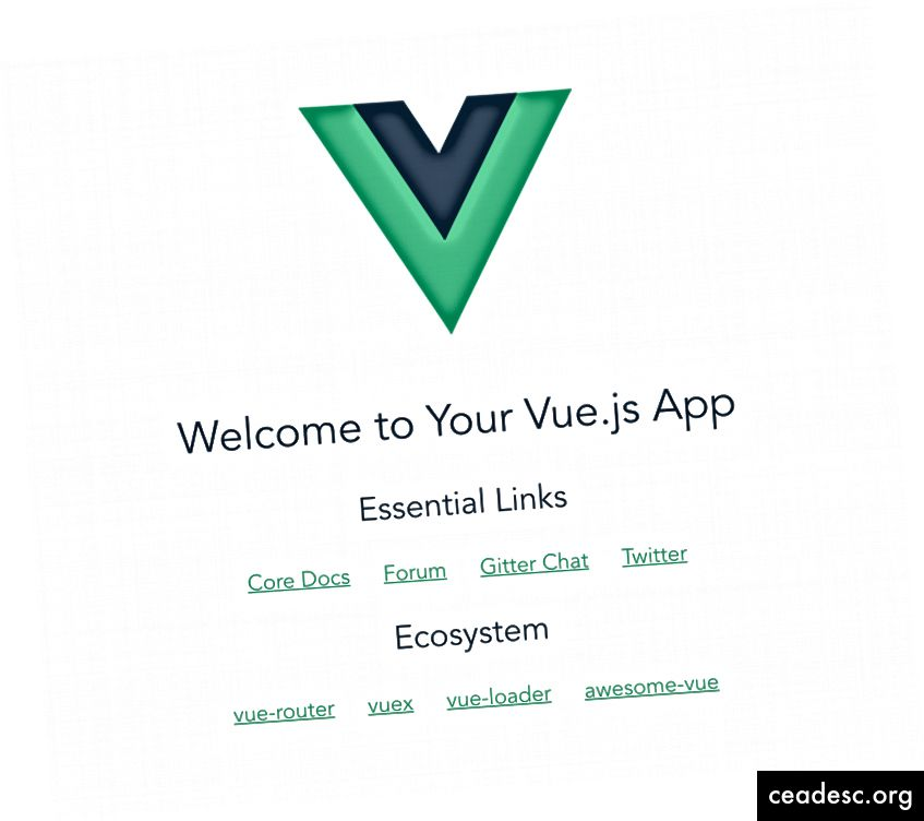 App.vue on ilus