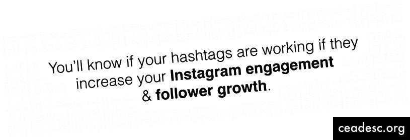 Si se pregunta cómo medir eso, aquí hay un artículo que explicará cómo medir el compromiso, así como un artículo que le mostrará una estrategia para aumentar de manera confiable su compromiso en Instagram.