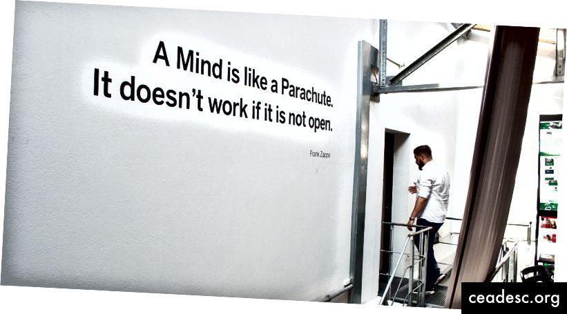 """La apertura al cambio es un requisito previo para la """"Transición ágil"""" (Imagen de Julia Lingertat)"""