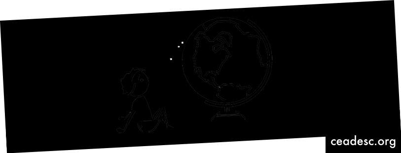 El sesgo del conjunto de datos es similar a la pequeña visión del mundo de un niño pequeño.