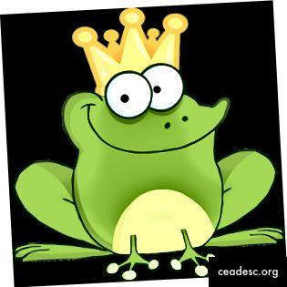 Hüppe kuningas :)