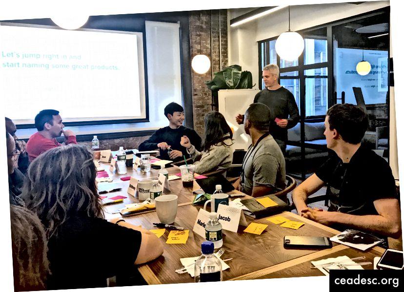 Esimese ringi kapitalitoodete programm, 5. sessioon - arutelu suurepäraste toodete üle Mike Berkleyga
