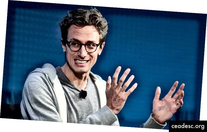 Buzzfeedin toimitusjohtaja Jonah Peretti. Kuva: Reuters