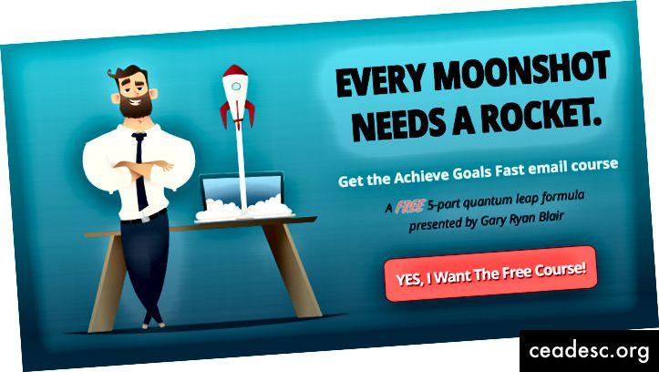 Obtenga el curso de correo electrónico Achieve Goals Fast