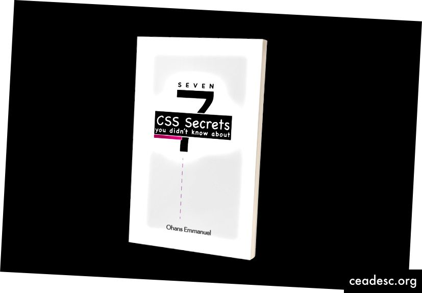 Seitsemän CSS-salaisuutta, joista et tiennyt