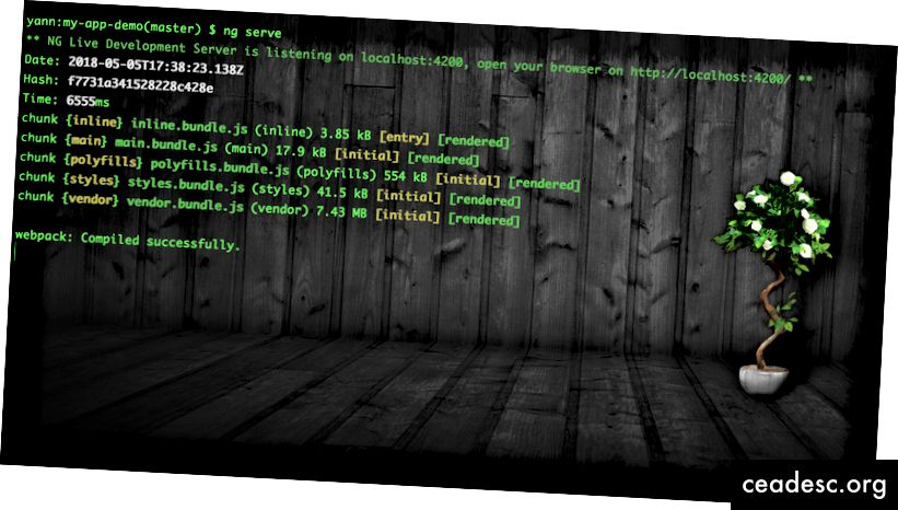 terminali ekraanipilt - mac
