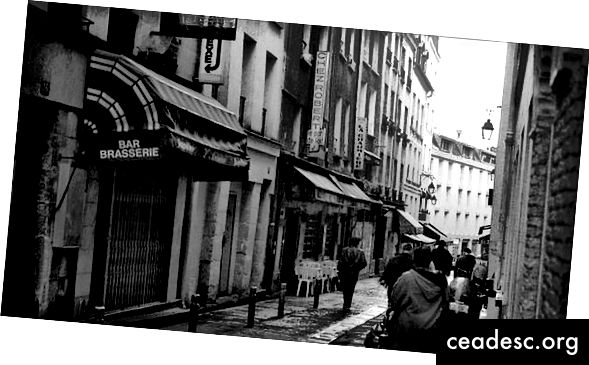 Rue du Coq d'Or, en el 5º Distrito