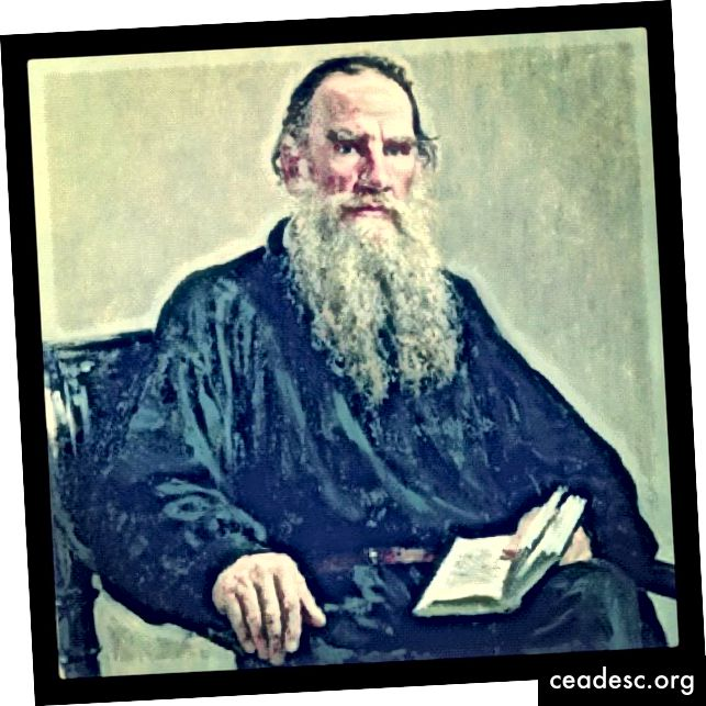 Leo Tolstoy - valokuvalähde