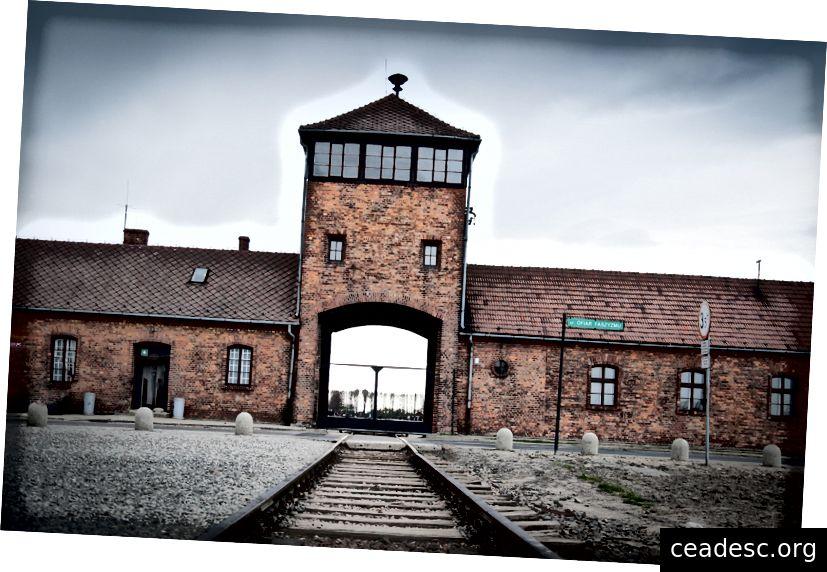 Auschwitz Foto: carlosftw en Pixabay