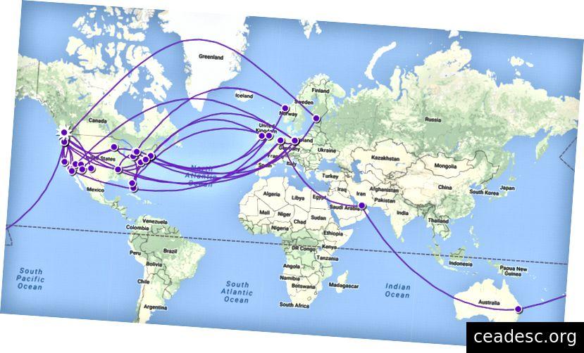 Eelmise aasta veetsin turneel koos Calm Technologyga. Minu lennutrajektoor ulatus 103 000 miili.
