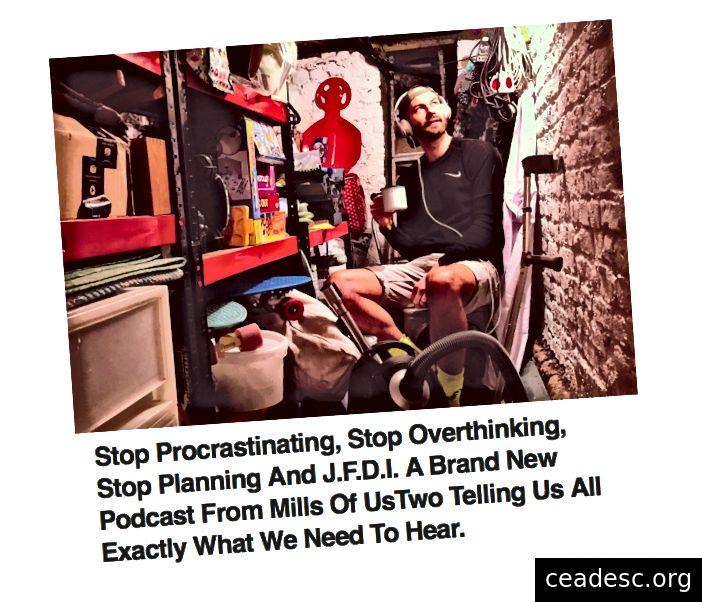 E-poçtum mills@ustwo.com və JFDI aktyor heyətinə gündəlik podkastlar təqdim edirəm.