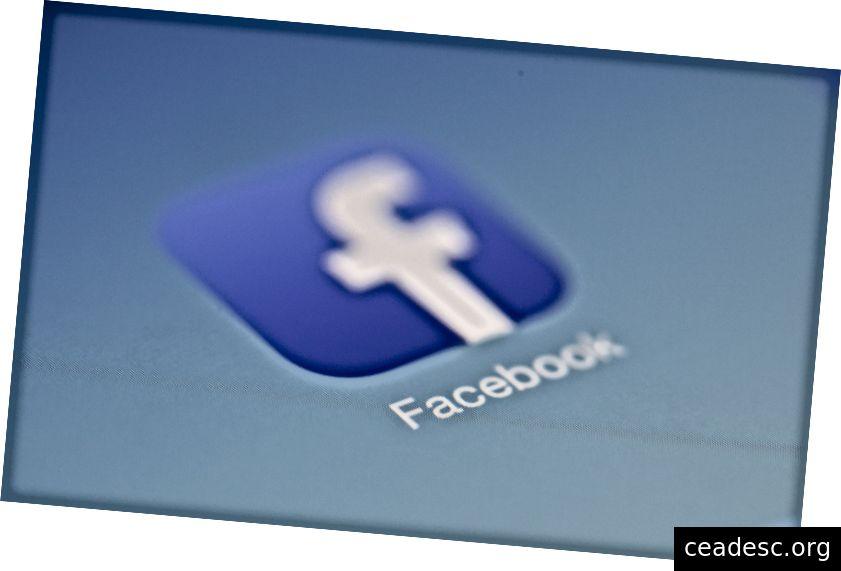 Facebooki rakendus iOS-i jaoks
