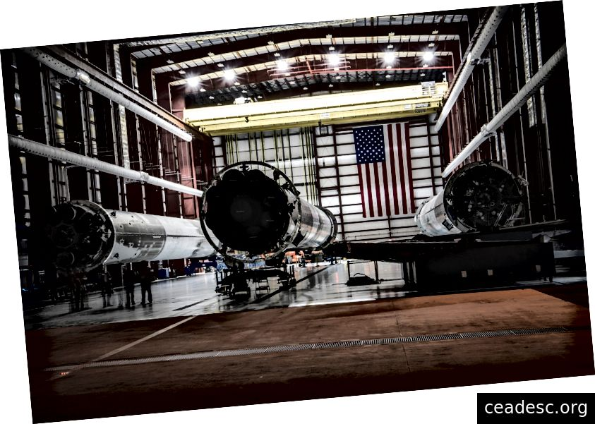 Foto autor SpaceX saidil Unsplash