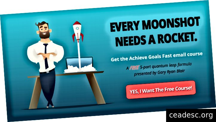 Hanki Achieve Goals Fast-sähköpostikurssi