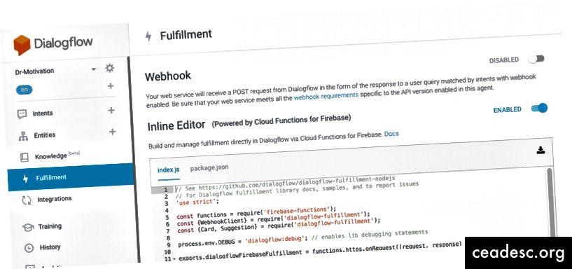บทที่ 9: วิธีสร้างแอป Google หน้าแรกด้วย DialogFlow | การ