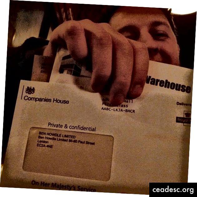 Armastage lihtsalt posti vastuvõtmist