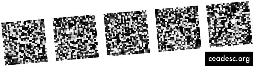 """Neironu tīkls šos attēlus ar lielu pārliecību klasificē kā """"nulles""""."""