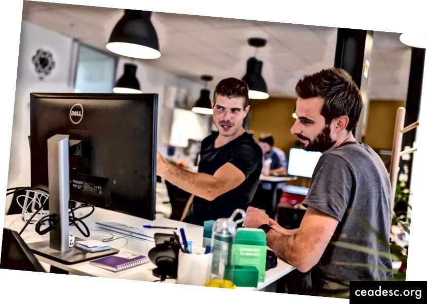 Sqreen е свързан с изграждането на по-добри взаимодействия - независимо дали става въпрос за потребители или кандидати