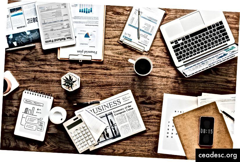 Immagine di Unsplash (multitasking)