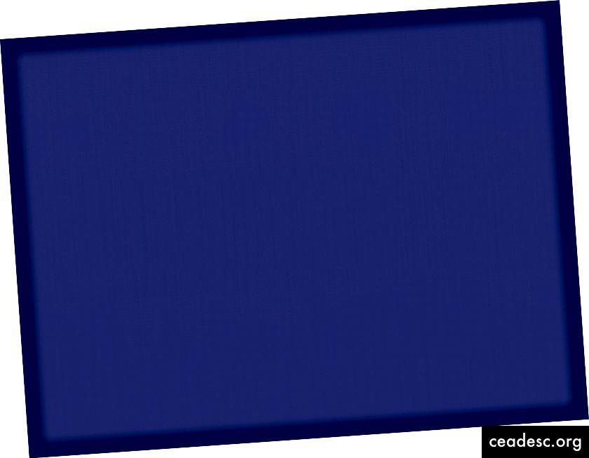 Jah, see on sinine ekraan.