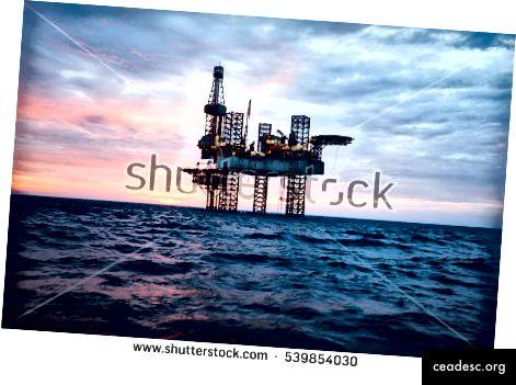 En platform midt i havet (En god metafor til den sædvanlige isolering af platformhold)